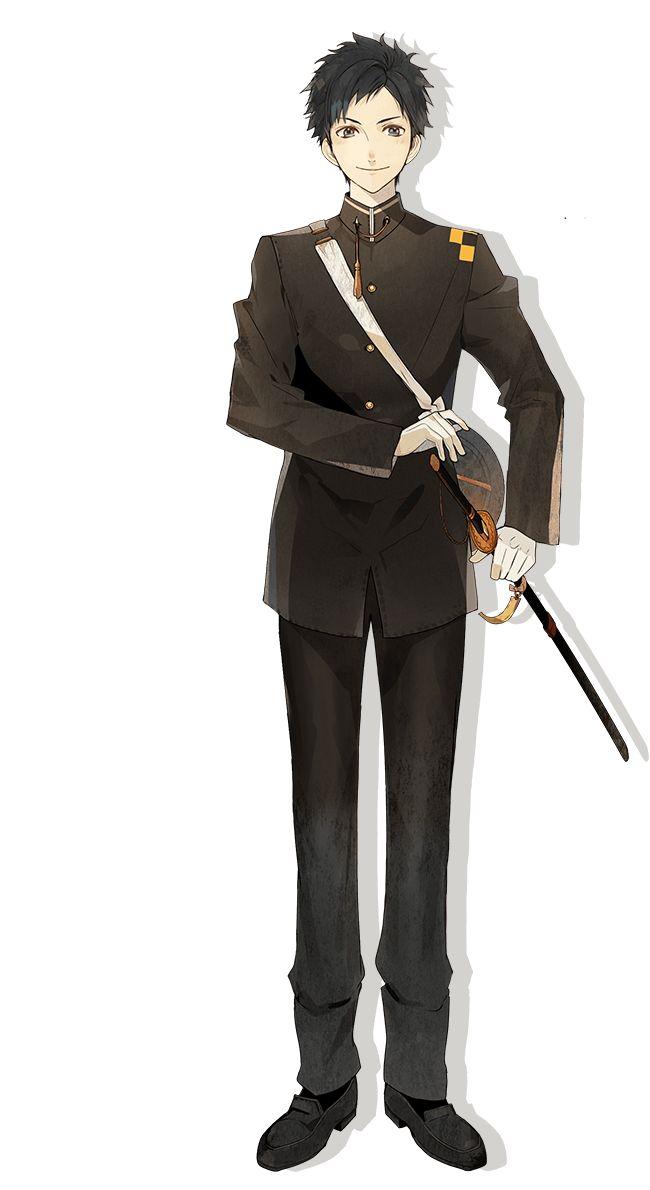 燕野太郎 ツバメノタロウ CV:榎木淳弥 警視庁保安部巡査。 警察からフクロウへの連絡役という名の雑用係として出向してきている青年。 真面目で正義感が強く、国家のためなら命を捧げるのも厭わないと本気で考えている。