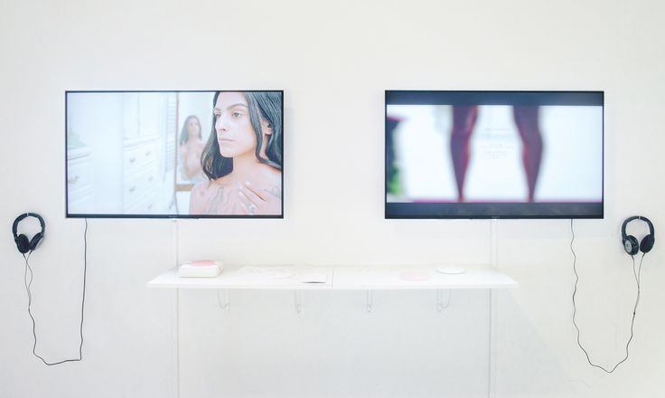 Future Flora and Girl Biophilia are part of the exhibition 'Internet of Women Things' curated by Viola van Alphen  Open from 09.03.17 to 14.05.17 at Tetem, NL // inspired by Jasmina Tesanovic and her Seven Ways Manifesto Internet of Women Things - Casa Jasmina Photo Credits: Christina Bakuchava #futureflora #girlbiophilia #iowt