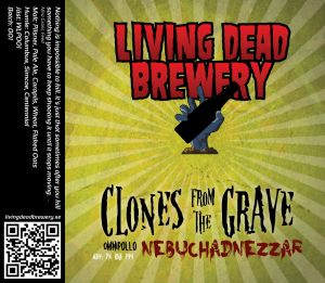 Clones From The Grave - Nebuchanezzar