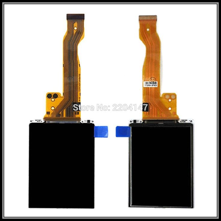 NEW LCD Display Screen For PANASONIC Lumix DMC-FS7 DMC-FS8 DMC-FS12 DMC-FS15 GK FS7 FS8 FS12 FS15 Digital Camera NO Backlight