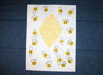 Fingerprint Busy Bees