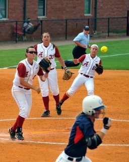 Alabama Softball wins the NCAA Regional 6-0. The Tide will be back in action at the Super Regional next weekend.