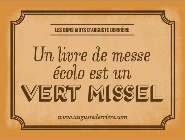 Auguste Derrière on