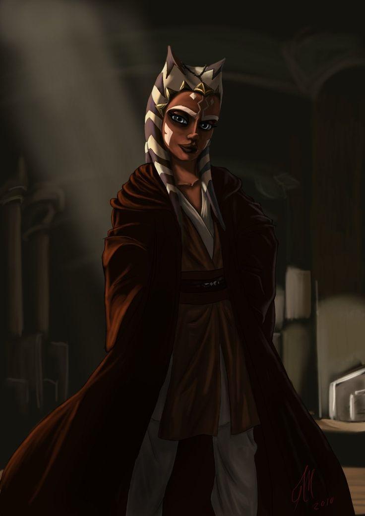 Jedi Knight Ahsoka by Raikoh-illust.deviantart.com on ...