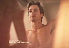 And that time he was shirtless (times infinity). | 39 Times Neal Caffrey Was The Sexiest Man On TV