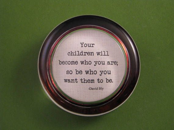Quote Paperweight New Parent Gift New Baby Gift Your