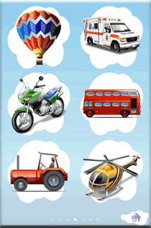 Sjov for børn - god app til de helt små