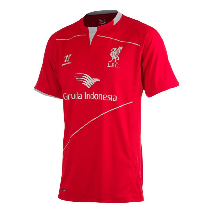 Warrior Official Liverpool FC Training Jersey