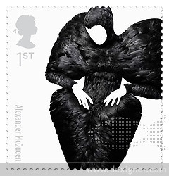 #houseofclever | Royal Mail Great British Fashion Stamps