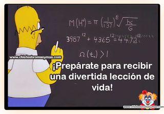 En la escuela aprendemos una enorme cantidad de fórmulas, cálculos y ecuaciones que, en la vida real, no son de gran utilidad.   Sin embargo, en la escuela de la vida aprendemos otras fórmulas