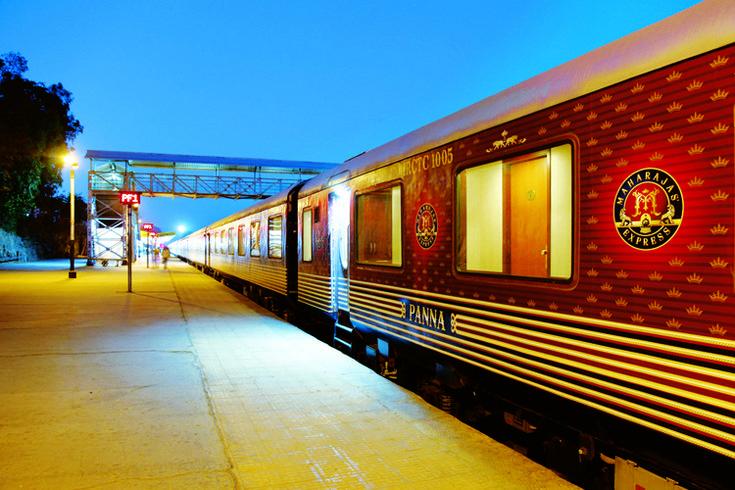 Maharaja Express - India's leading luxury train  Incredible India tours @ www.tajvoyages.com.au