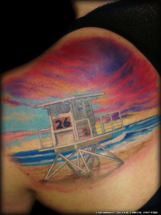 30 best images about ink on pinterest surf tattoo for Outer limits tattoo long beach