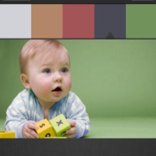 baby boy's room colorz