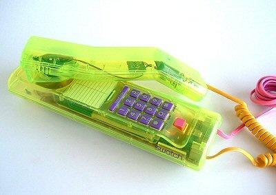 Swatch Phones
