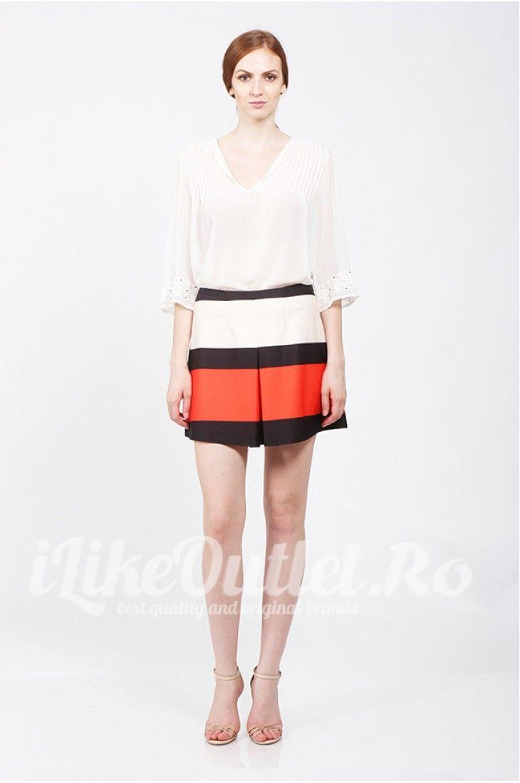 Fusta-pantalon multicolora - ASOS