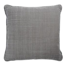 Heal's Dune Mercury With Palazzo Granite Piping Cushion