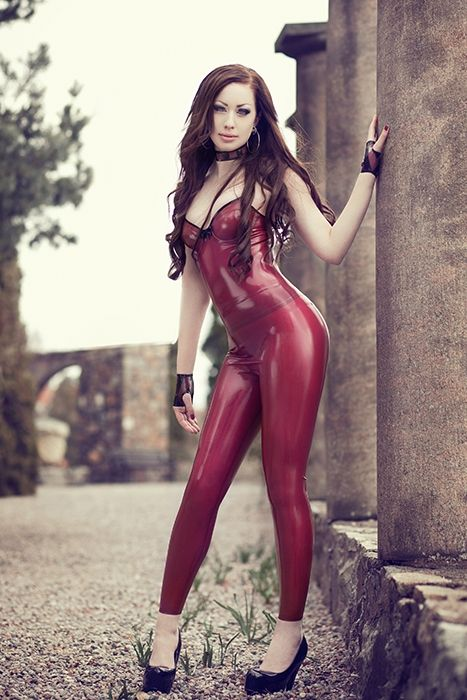 sexy-tjejer fetish latex