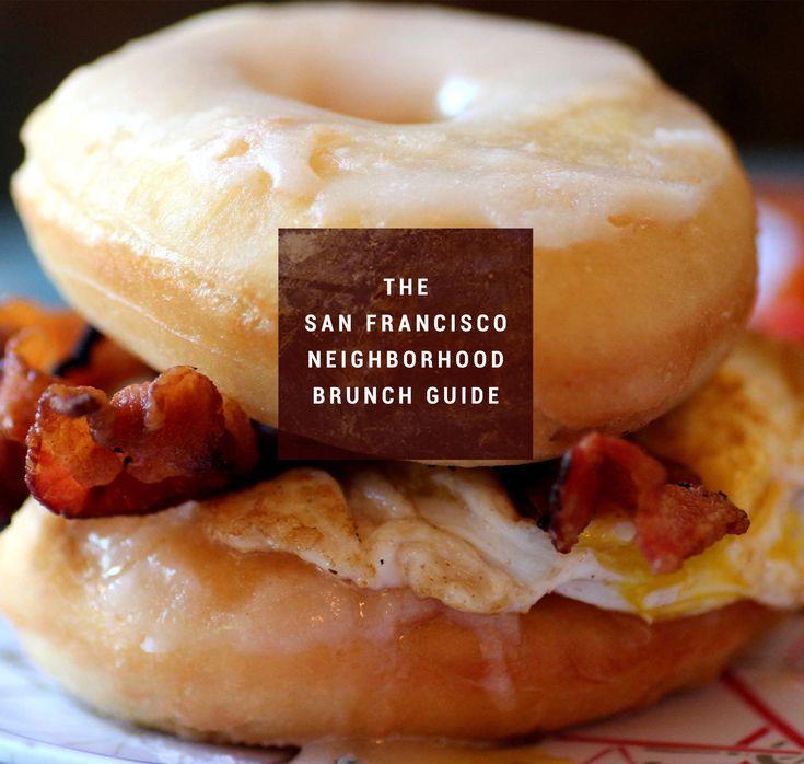 The best brunch in every single San Francisco neighborhood