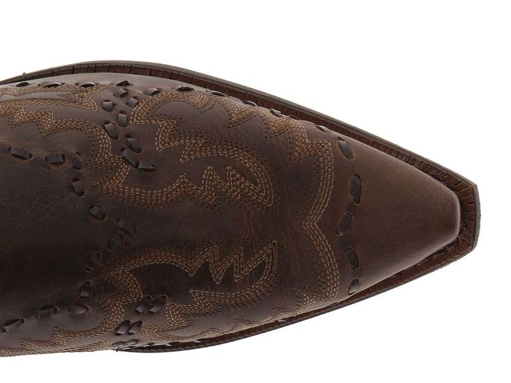 Laredo Midnight Rider Men's Boots Dark Brandy