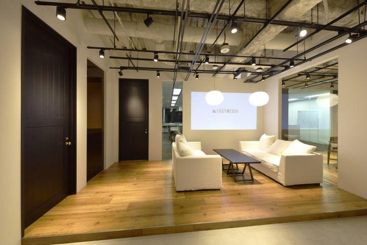 ブティックのようでいて、カジュアルなオフィス|オフィスデザイン事例|デザイナーズオフィスのヴィス