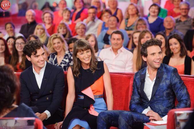 Mika, Yasmine and Fortune on #VivementDimanche