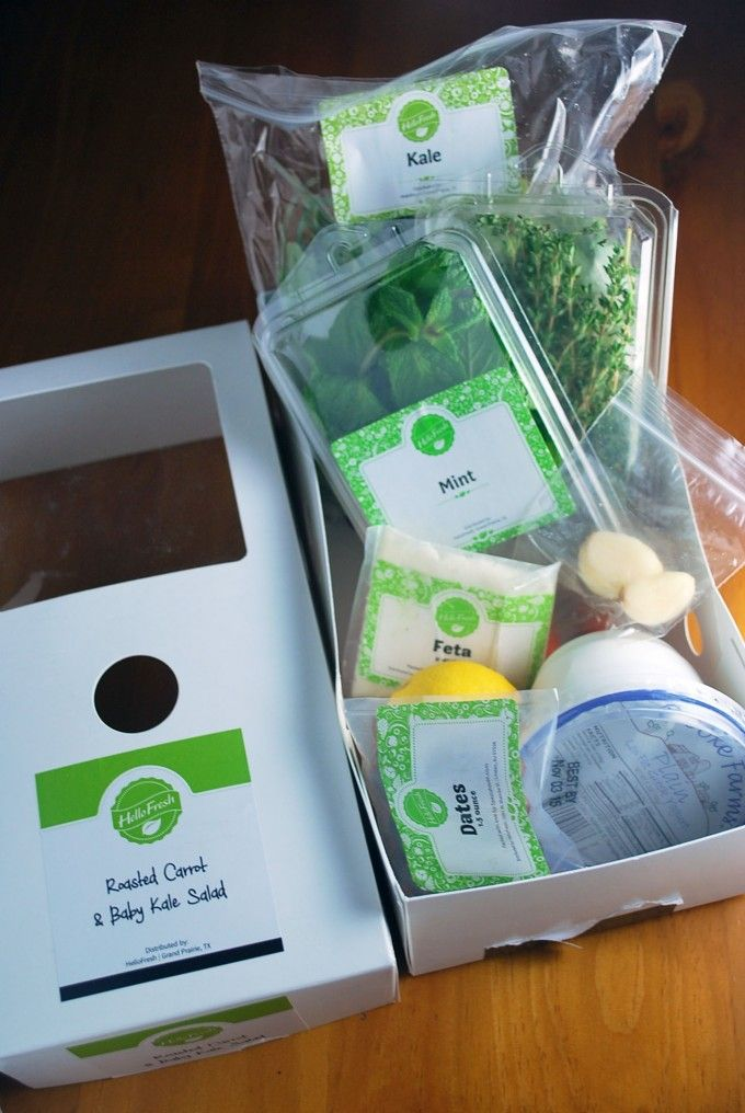 A Review of Hello Fresh: Dietitian Approved Meals Delivered To Your Door