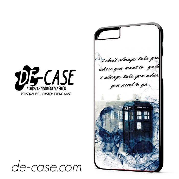 Doctor Who Tardis Wallpapers DEAL-3535 Apple Phonecase Cover For Iphone 6/ 6S Plus