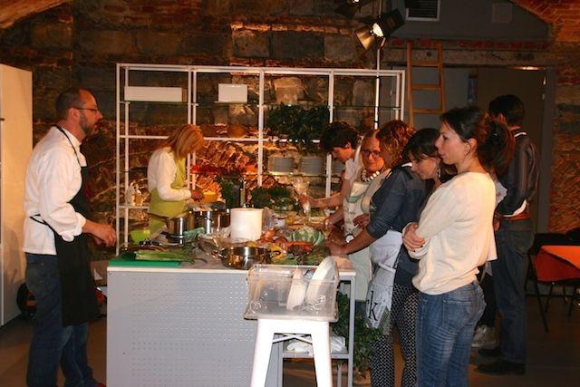 Corsi di cucina di Chef e Cultura. www.chefecultura.it