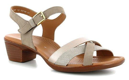 Ara női bőr szandál a LifeStyleShop kényelmi és divat cipő webáruház friss Ara kollekciójából. Komfortos bőr cipők, magassarkú cipők, papucsok és szandálok várják új tulajdonosukat! Rendeljen online!
