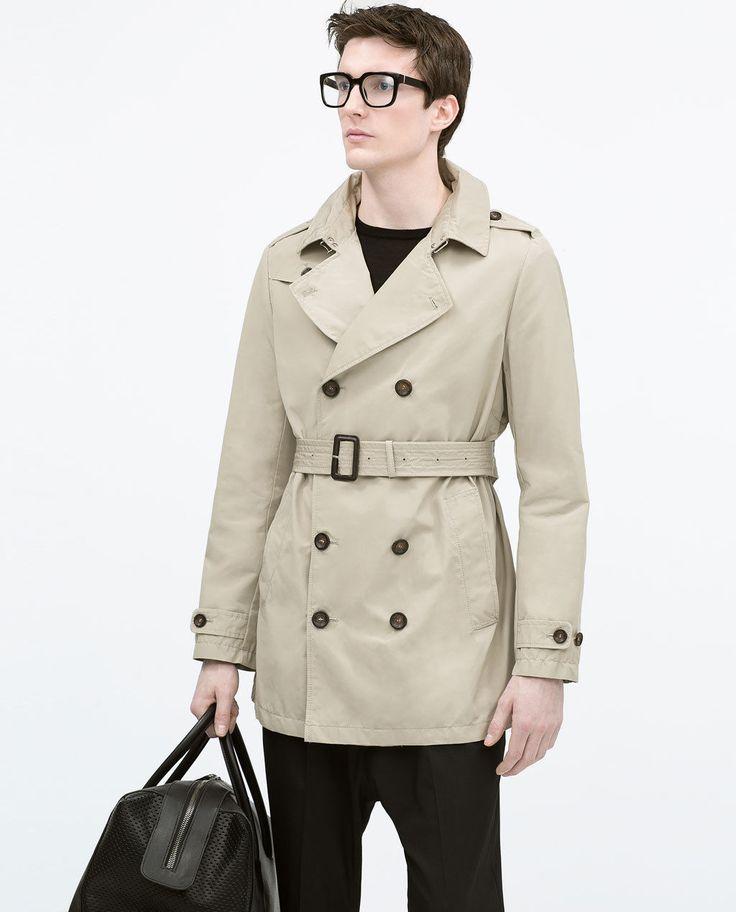 English Trench Coat | Fashideas.com