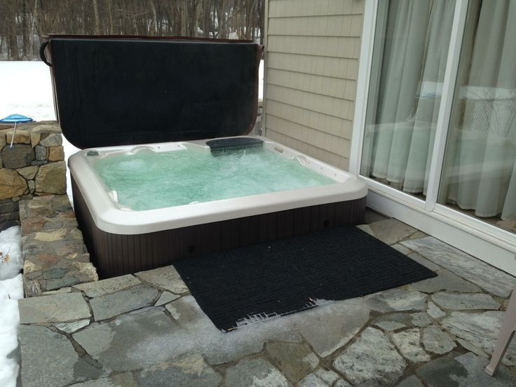 12 Best Images About Spas (Hot Tubs) On Pinterest