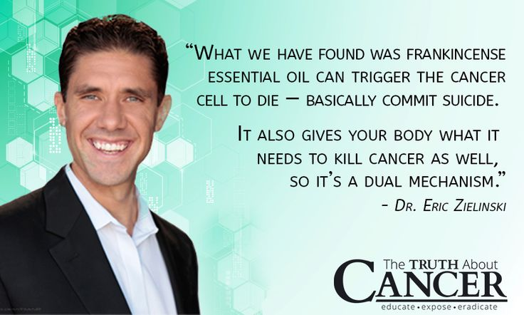 Wondering how Essential Oils can fight cancer and which ones are the best to use? Watch as Dr. Eric Zielinski talks with Ty Bollinger and makes his recommendations! Click through to watch the video. Please re-pin to share with your family & friends. Together we are changing the world and saving lives everyday. // The Truth About Cancer <3