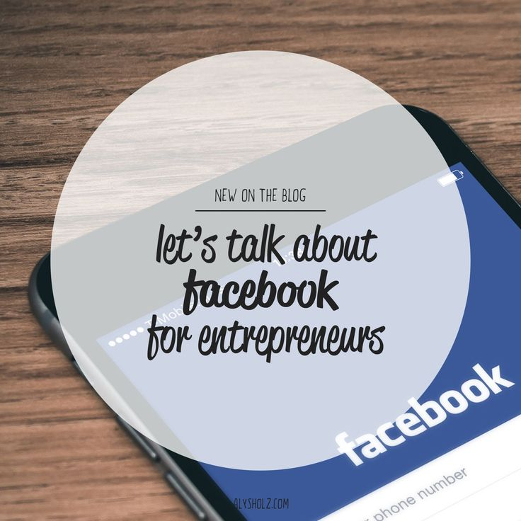 When you talk #socialmedia you will eventually be talking about #facebook - it is that day for us!   Facebook is huge and provides a real opportunity for #entrepreneurs to connect with their people. I wanted to talk about some of the ways to use it effectively