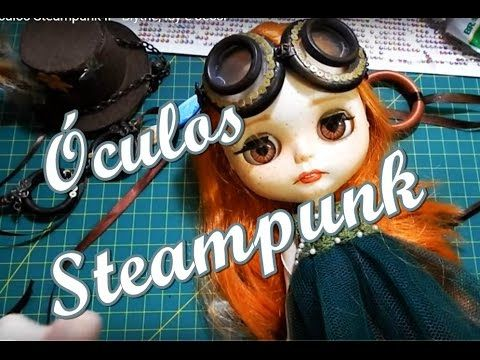 See our new post (Diy -Óculos Steampunk II - Blythe, Icy e Jecci) which has been published on (Explore the World of Steampunk) Post Link (http://steampunkvapemod.com/diy-oculos-steampunk-ii-blythe-icy-e-jecci/)  Please Like Us and follow us on Facebook @ https://www.facebook.com/steampunkcostume/