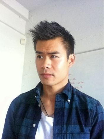 Looking For Asian Men Hairstyles