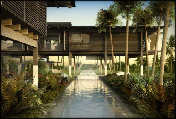 Residencia en Hawái inspirada en la arquitectura local. Olson Kundig ArchitectsResidencia en Hawái inspirada en la arquitectura local. Olson Kundig Ar - Noticias de Arquitectura - Buscador de Arquitectura