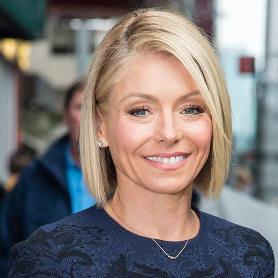 kelly ripa haircut 2015 | Kelly Ripa Talks About Parenting on The Wendy Williams Show
