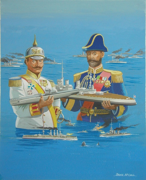 King and Kaiser: News Offer, Canoeing News, Vintage Awesome, Bruce Mccall, Classy Items Paintings, Sea Dogs, York Visual, Weird News