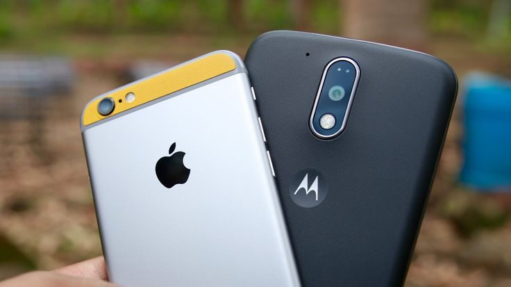 Moto G4 Plus vs iPhone 6S Camera Comparison