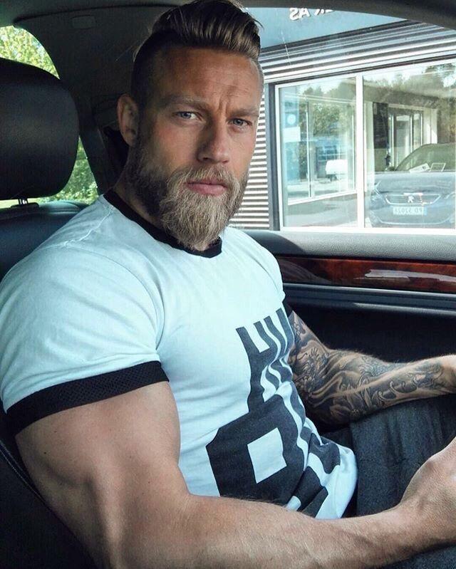 Image Result For Stian Bj 248 Rnes Handsome Older Men