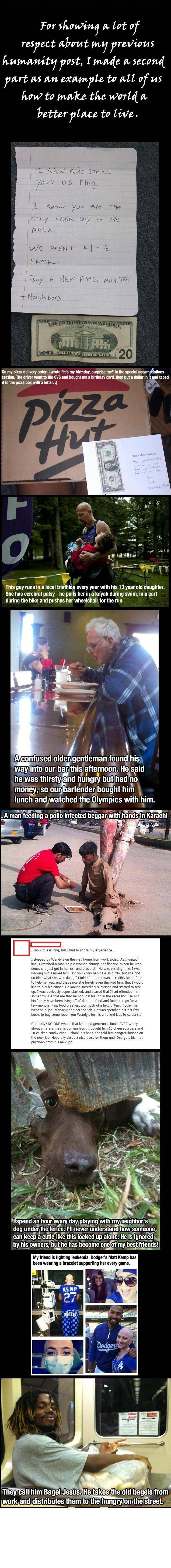 Humanity part 2