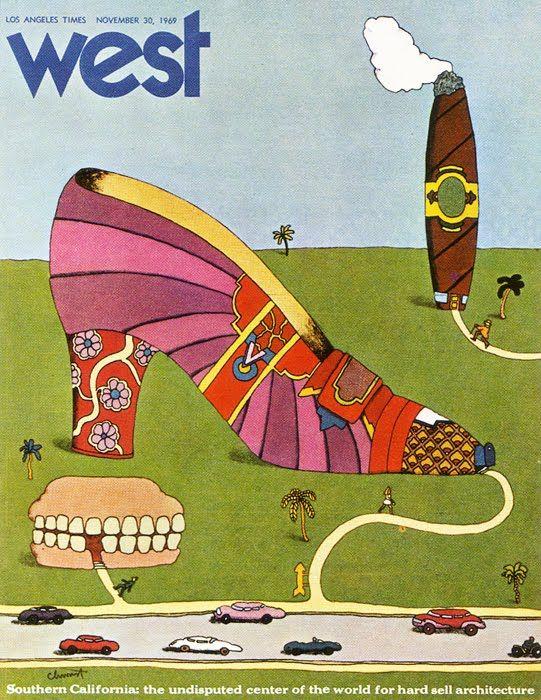 Seymour Chwast-modern american illustration