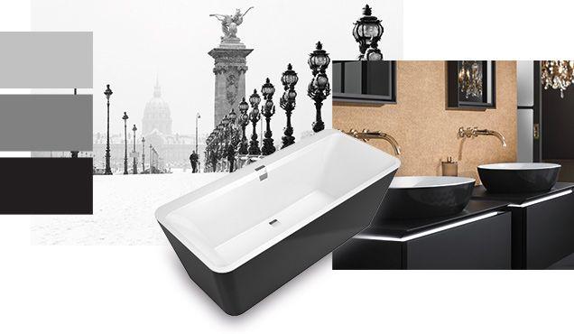 Win een trip naar Parijs met Villeroy & Boch - Artis Color Wastafels
