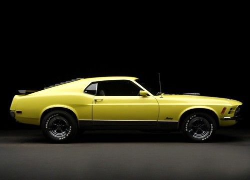 1970 Mustang Fastback. I owned one JUST like this one, spoiler, window