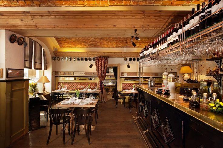 Restauracja - Restauracja Kogel Mogel w Krakowie