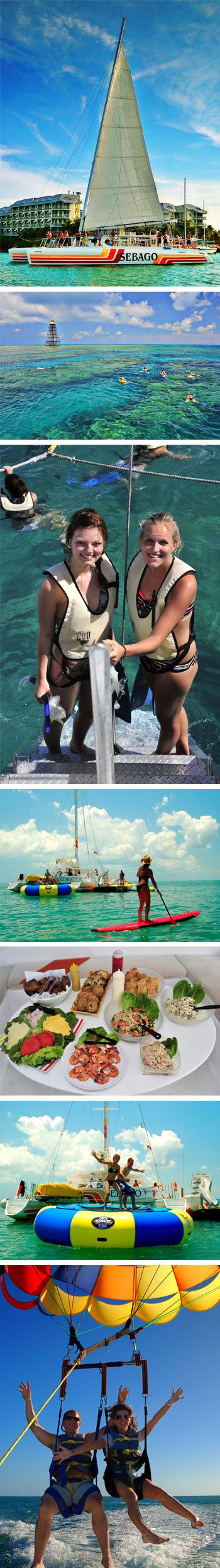 """Many great memories were created in Key West, FL. I recommend doing the Sebago """"Power Adventure"""". It was a lot of fun, but of course I was with the right person. :) Definitely our home away from home. ;)"""