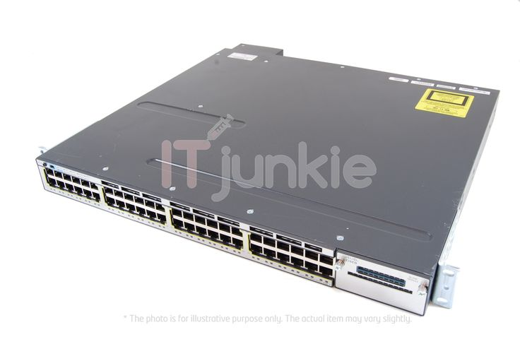 Cisco Catalyst WS-C3750X-48PF-S