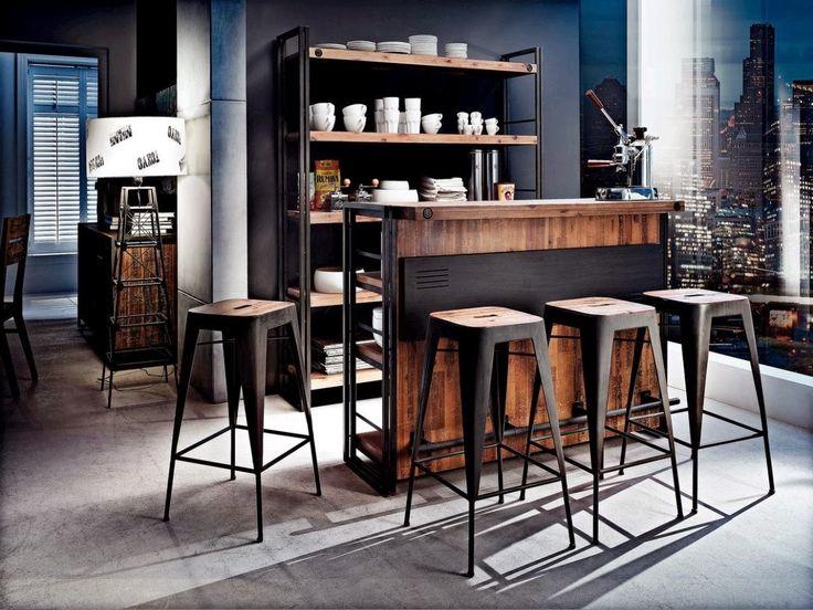 New Kika City industrial bar