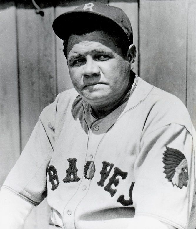 What year did babe ruth retire-3760