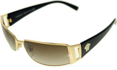 cfbd2128977 Versace Sunglasses - 2021   Frame  Gold Brown Lens  Brown Mirror Silver